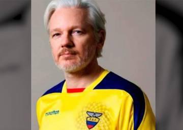 Ecuador concedió en diciembre la nacionalidad a Julian Assange