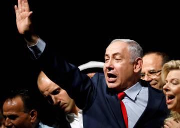 Ecos de fin de reinado para Netanyahu