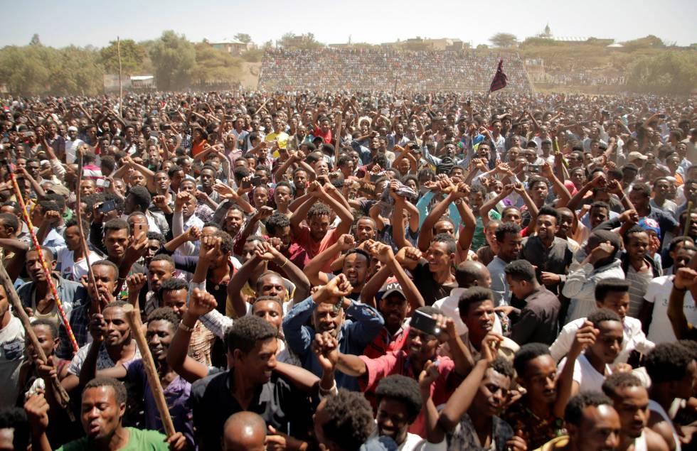Etiopía declara el estado de emergencia tras la dimisión del primer ...