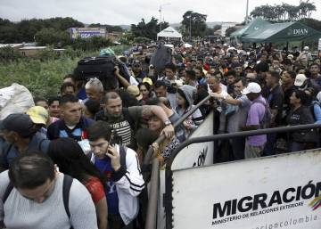 Emigrar de Venezuela sin nada en el bolsillo