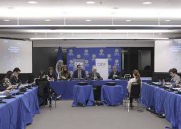 La CIDH rechaza las elecciones convocadas por Maduro por falta de garantías