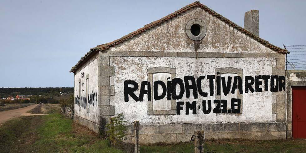 Protestas en Portugal contra las minas de uranio.