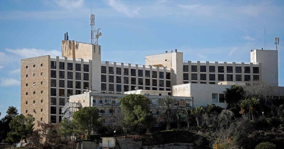 Edificio en Jerusalén que puede ser utilizado como sede para la nueva Embajada de EE UU en Isarel.
