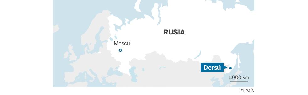 A reconquista do extremo oriente da Rússia