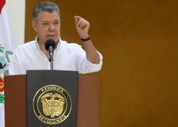 Santos se mantiene al margen de la campaña y se centra en defender su legado