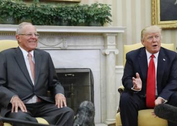 Trump viajará a la Cumbre de las Américas y a Colombia
