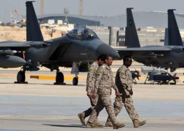 Las monarquías del Golfo multiplican sus importaciones de material militar