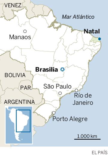 Asesinatos a pleno día, una rutina en la región más violenta de Brasil