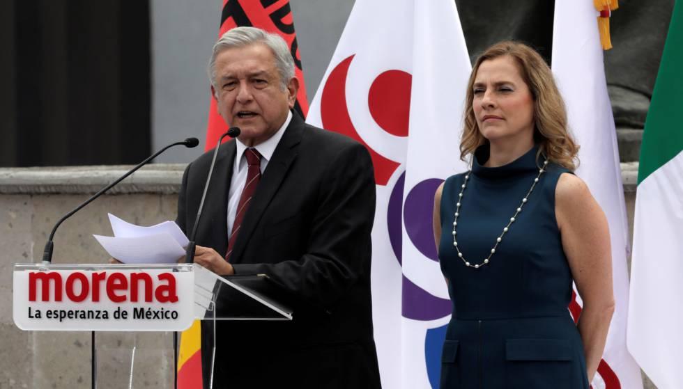 Resultado de imagen para QUIÉN ES BEATRIZ GUTIÉRREZ, ESPOSA DEL FUTURO PRESIDENTE DE MEXICO