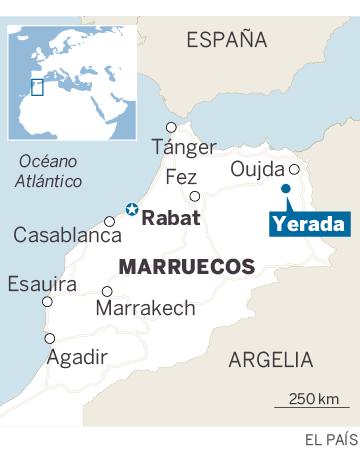 Yerada se convierte en el nuevo Alhucemas de Marruecos