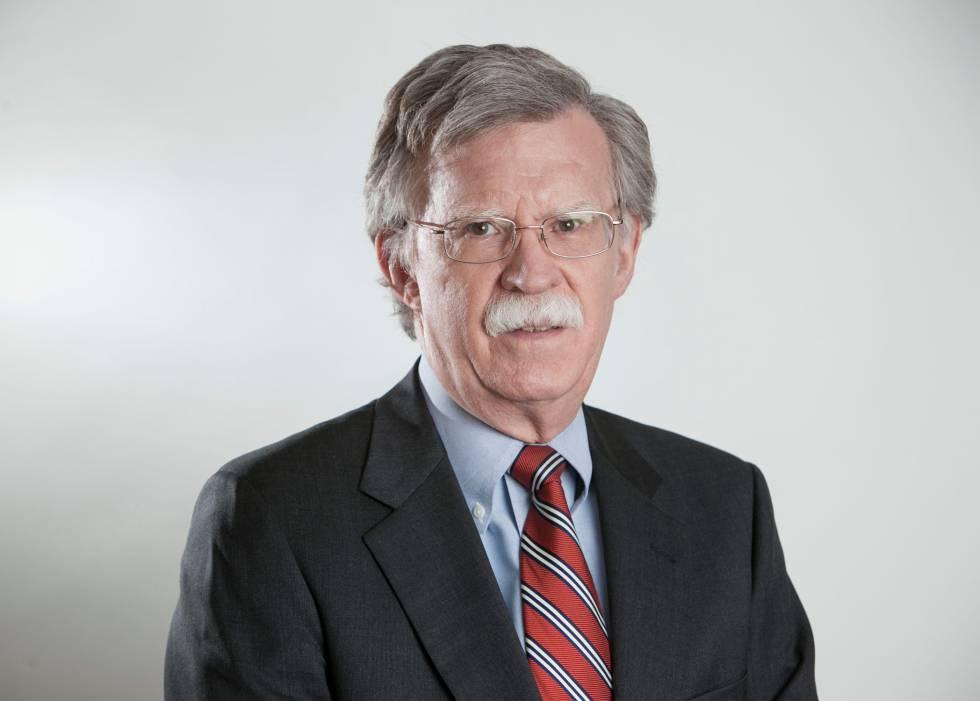 John R. Bolton, nuevo consejero de Seguridad Nacional.