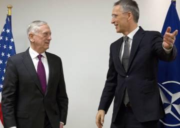El líder de la OTAN exige a Europa más gasto en defensa