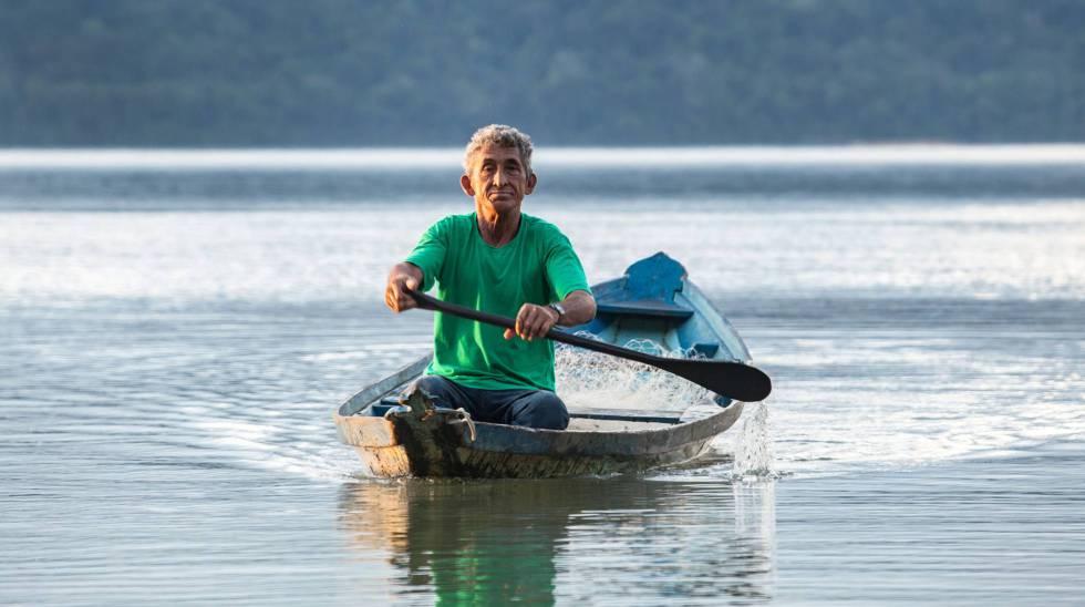 Chico Caititu está amenazado de muerte por su lucha en defensa de la comunidad Montanha e Mangabal, del río Tapajós y de la selva amazónica.