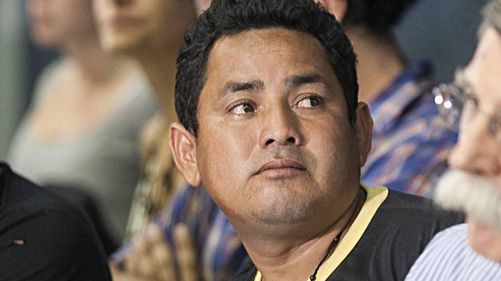 Ageu Lobo, obligado a dejar la selva para que no lo asesinen, es el presidente de la comunidad ribeirinha Montanha e Mangabal, en el río Tapajós, en el estado de Pará.