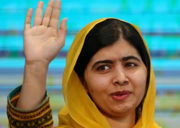 """Malala: """"Un libro y una pluma pueden cambiar el mundo"""""""