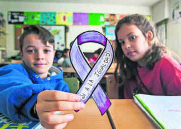 Contra la discriminación y el acoso de las niñas en el aula