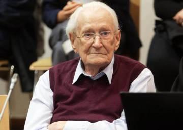 Muere Oskar Gröning, el 'contable de Auschwitz'