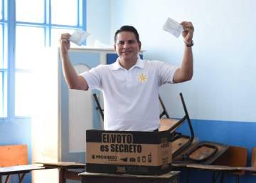 Fabricio Alvarado, un candidato caído del cielo