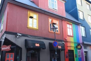 KIKI Queer Bar, en Reikiavik.