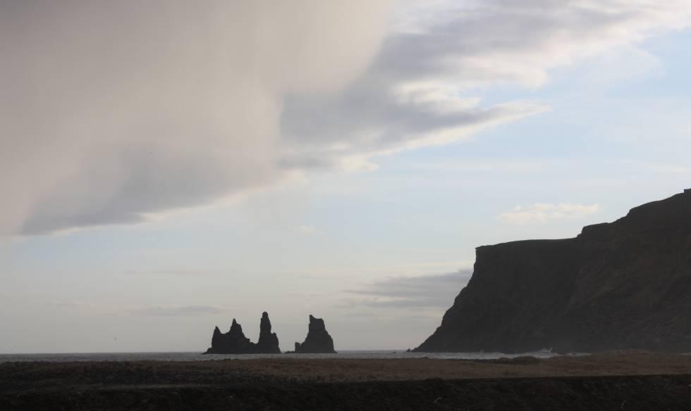 Playa de Vík.
