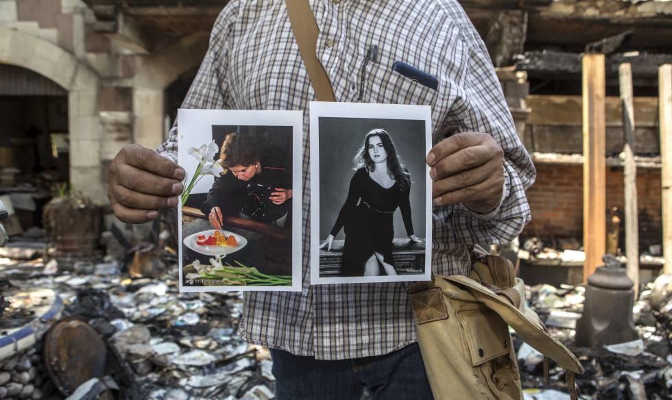 Apuñalan, estrangulan y queman a venezolana junto a su hija en México
