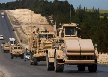Trump quiere retirar las tropas estadounidenses de Siria