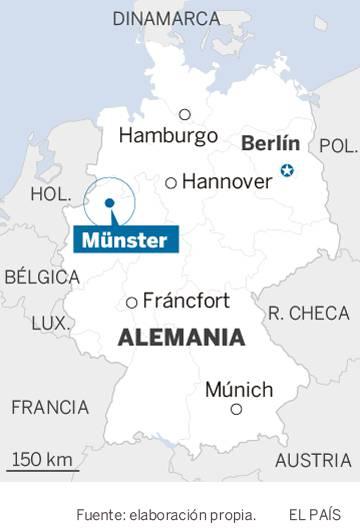 Dos muertos y una treintena de heridos en un atropello masivo en Alemania