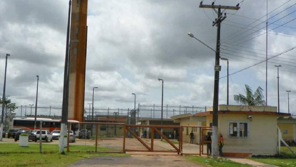 El centro penintenciario do Pará CRPP-III