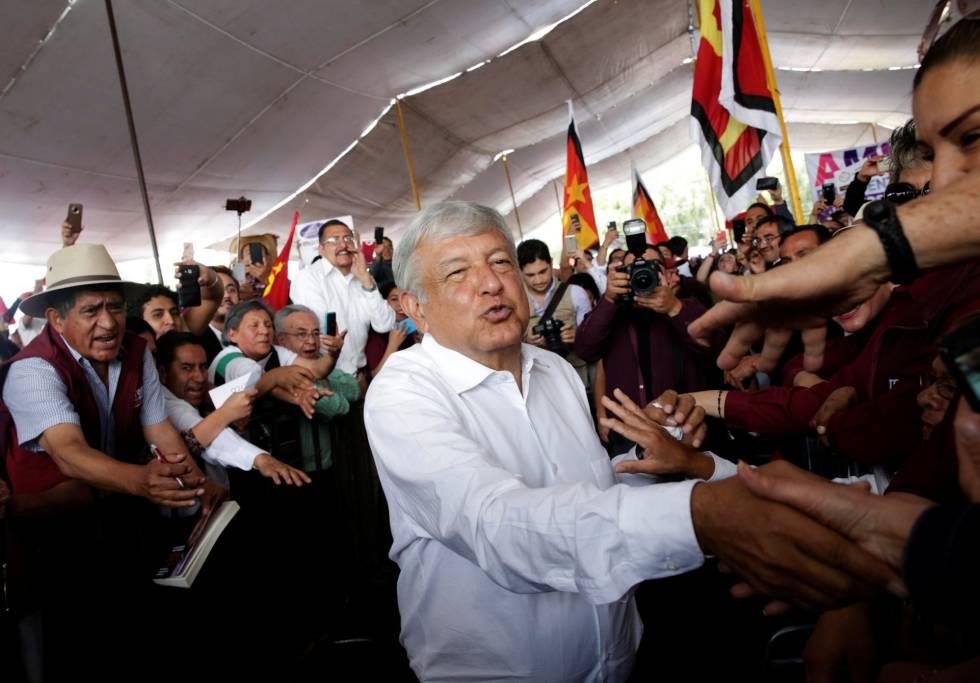 e4eb461e50cea López Obrador invitará al papa Francisco a México si gana las ...