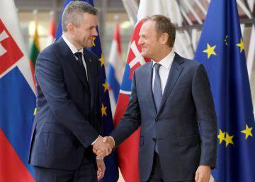 """Rechazo rotundamente que Eslovaquia esté gobernada por la mafia"""