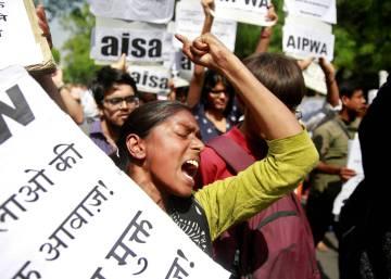 La violación en grupo y asesinato de una niña de ocho años sacude India