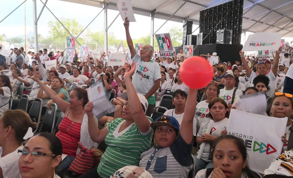 Seguidores de Meade en Nuevo León. cbea21a26637a