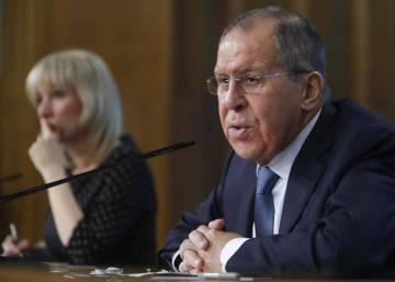Rusia critica a EE UU por amenazar el pacto nuclear con Irán y pide a la UE que lo mantenga vivo