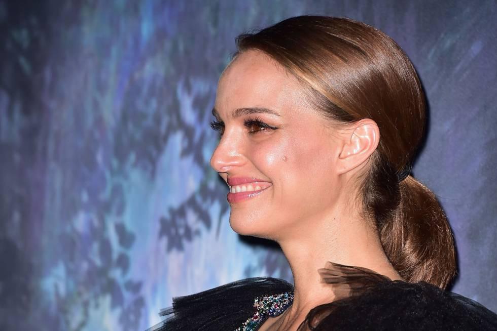 La actriz Natalie Portman, en un acto en Los Ángeles el pasado mes de febrero.
