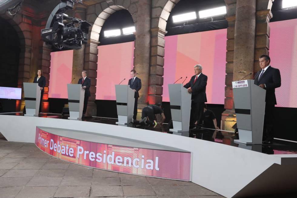 debate presidencial mexico 2018