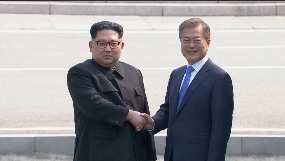 """Líderes das duas Coreias abrem cúpula histórica pela paz, """"um presente para o mundo"""""""