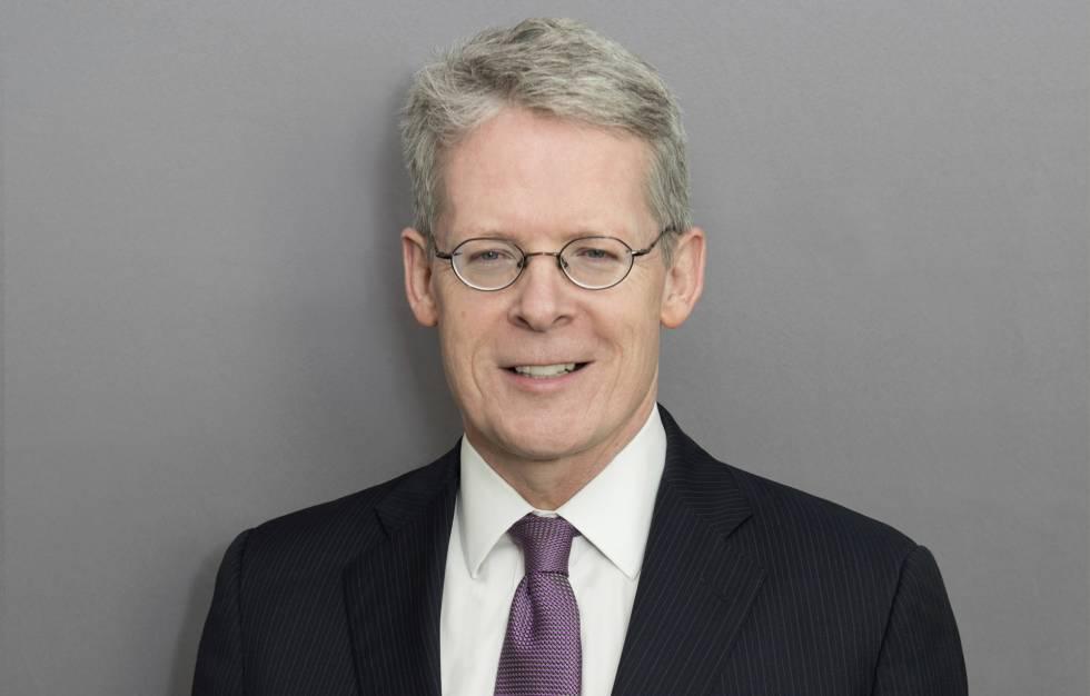 El abogado Emmet Flood, en una imagen corporativa.
