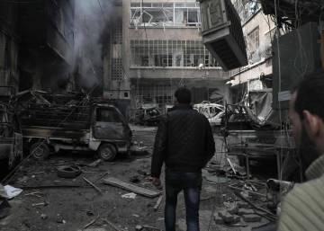 La extrema derecha alemana pinta una Siria de colores