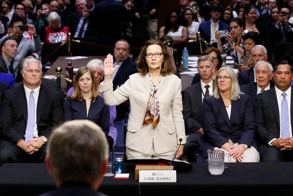La nominada para dirigir la CIA promete no torturar más