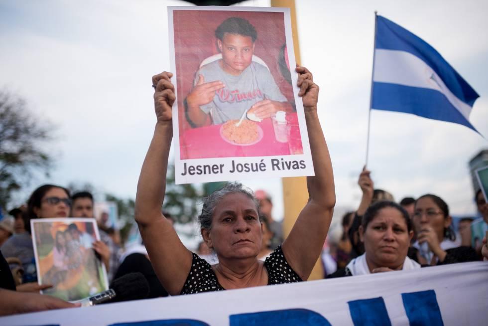 Las Los En Madres De Asesinados Protestas Jóvenes Contra Ortega xBoCed