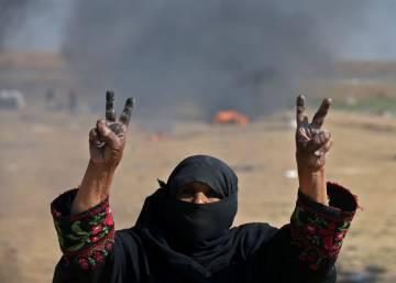 Los choques en Gaza, en imágenes