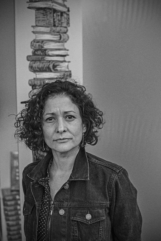 Pilar Quintana, escritora colombiana.