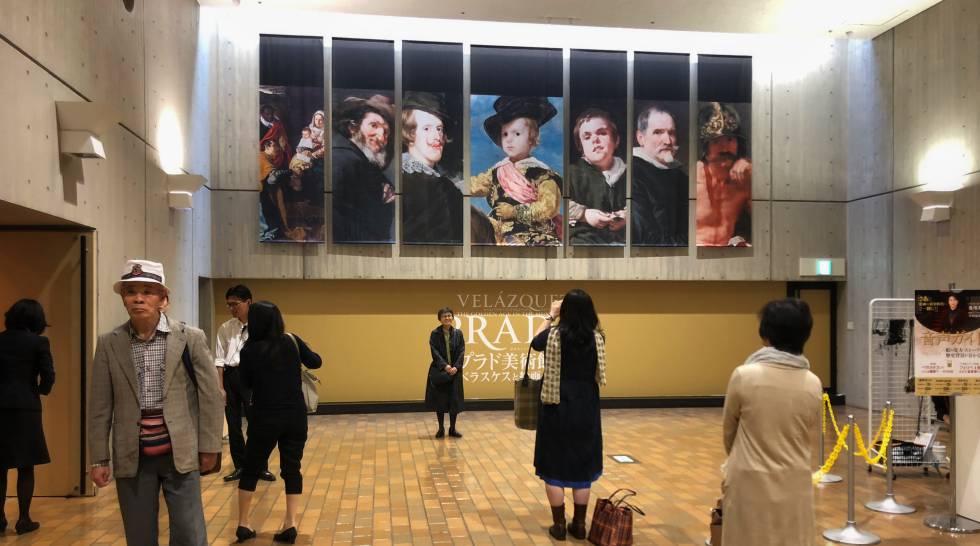 Exposición 'Velázquez y la celebración de la pintura: la Edad de oro en el Museo del Prado', del NMWA.