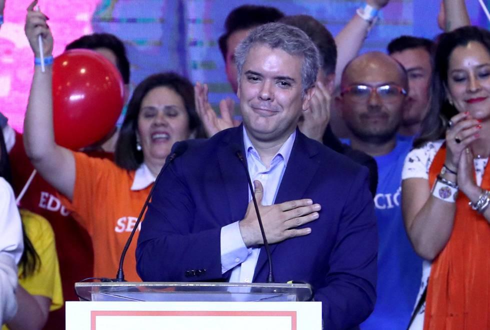 Resultado de imagen para elecciones presidenciales de colombia 2018