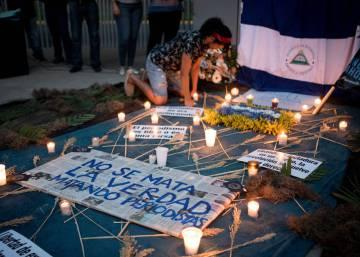 Nicaragua llora a sus muertos entre denuncias de violaciones a los derechos humanos