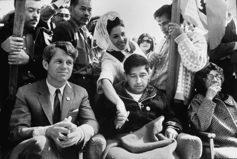 El 68 trágico de Bobby Kennedy, la campaña que supo a presidencia |  Internacional | EL PAÍS