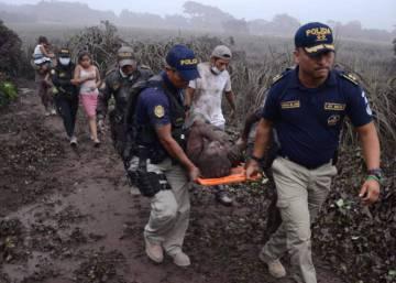 L'éruption violente du volcan Fuego au Guatemala fait des dizaines de morts