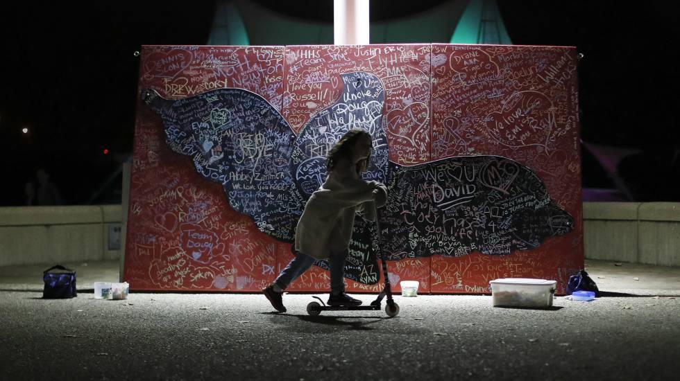 Memorial dedicado às vítimas de suicídio