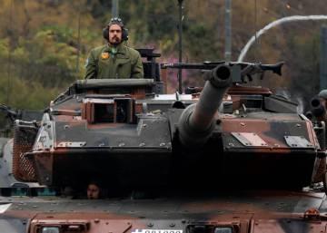 Bruselas intenta facilitar el movimiento de equipos militares pesados por el continente