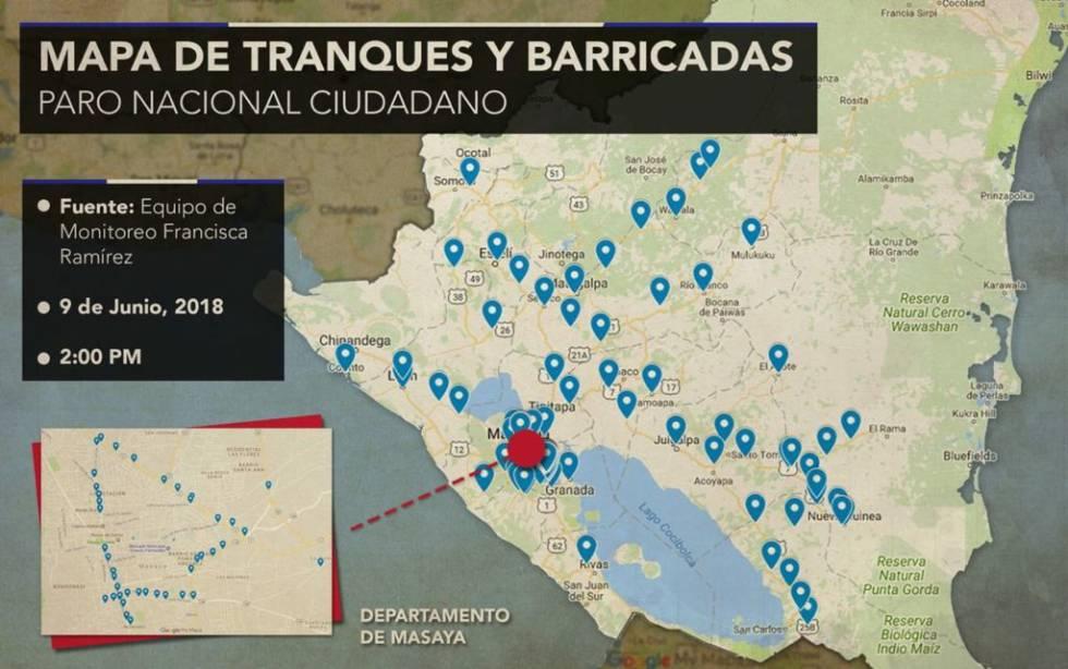 Gráfico elaborado por Equipo de Monitoreo Francisca Ramírez.